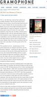 Gramophone Review Du Fay